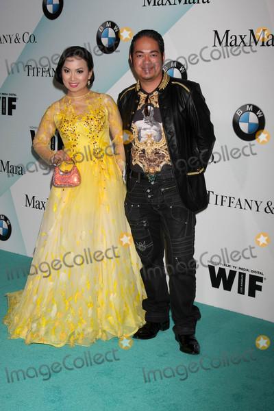 Ha Phuong Photo - Ha Phuong Alan Ford at the Women In Film 2015 Crystal  Lucy Awards Century Plaza Hotel Century City CA 06-16-15