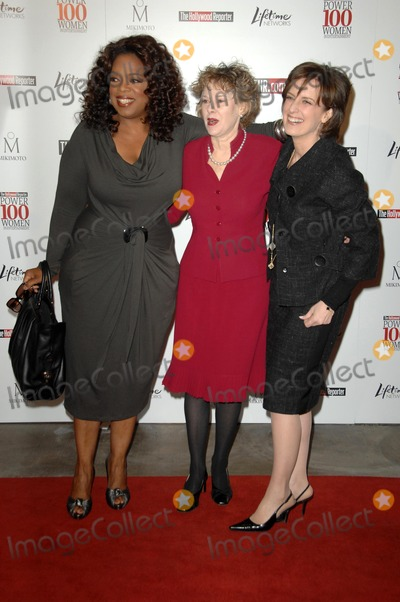 Elizabeth Guider Photo - Oprah Winfrey and Elizabeth Guider  at The Hollywood Reporters Annual Women In Entertainment Breakfast Beverly Hills Hotel Beverly Hills CA 12-05-08