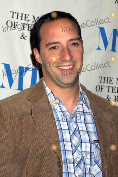 Arrested Development Photo - Tony Hale at the 21st Annual William S Paley Television Festival featuring Arrested Development at the Directors Guild of America Los Angeles CA 03-11-04
