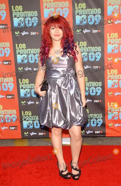 Allison Iraheta Photo - Allison Irahetaat Los Premios MTV 2009 Gibson Amphitheatre Universal City CA 10-15-09