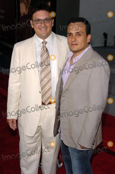 Anthony Russo Photo - Anthony Russo and Joe Russoat the premiere of You Me and Dupree Arclight Hollywood CA 07-10-06