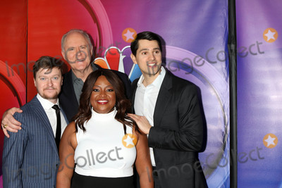Steven Boyer Photo - Steven Boyer John Lithgow Sherri Shepherd Nick DAgostoat the NBCUniversal TCA Winter 2017 at Langham Hotel Pasadena CA 01-18-17