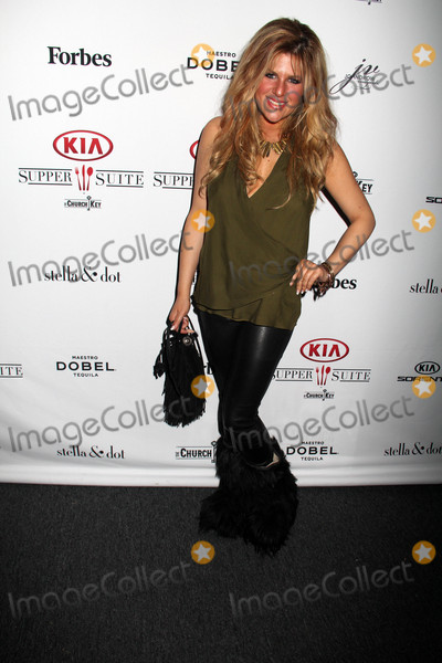 Robyn Photo - Carly Robyn Greenat Kia Supper Suite by The Church Key hosts The Creative Coalitions Spotlight Initiativiative Gala Park City Utah 01-23-16