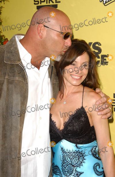 Wanda Ferraton Photo - Bill Goldberg and Wanda Ferratonat Spike TVs Guy Choice Awards Radford Studios Studio City CA 06-09-07