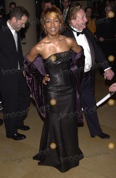 Angela Bassett Photo -  Angela Bassett at the 10th Annual Fire and Ice Ball to benefit the RevlonUCLA Womens Cancer Research program Beverly Hills 12-22-00