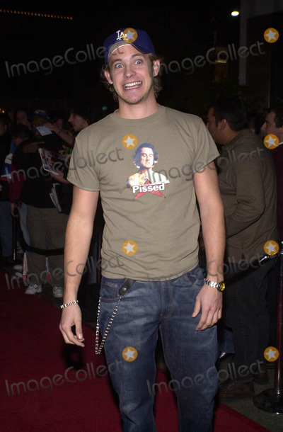 Bryce Johnson Photo - Bryce Johnson at Warner Brothers Affiliates meeting afterparty in Pasadena 01-06-01