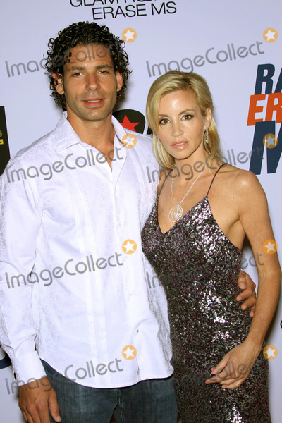 Dimitri Charalambopoulos Photo - Camille Grammer and boyfriend Dimitri Charalambopoulosat the 19th Annual Race To Erase MS Century Plaza Century City CA 05-19-12