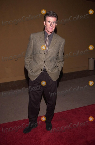Alan Thicke Photo -  Alan Thicke at the Latin and ballroom dance show Burn The Floor in Universal City 03-30-00