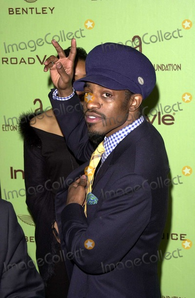 Andre 3000 Photo - Andre 3000 of OutKast at Sir Elton Johns 12th Annual Academy Awards Viewing Party in West Hollywood CA 02-29-04