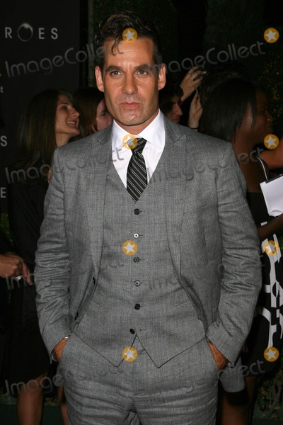 Adrian Pasdar Photo - Adrian Pasdar at Heroes Countdown to the Premiere Party Edison Lounge Downtown Los Angeles CA 09-07-08