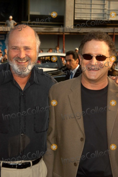 Albert Brooks Photo - Rob Reiner and Albert Brooks at the premiere of Warner Bros Alex  Emma at the Chinese Theater Hollywood CA 06-16-03