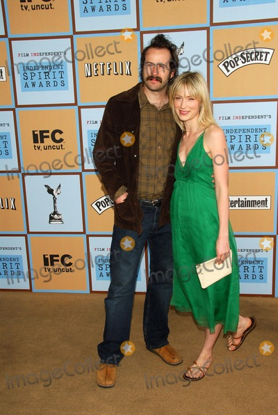 Beth Riesgraf Photo - Jason Lee and Beth Riesgrafat the 21st Independent Spirit Awards Santa Monica Beach Santa Monica CA 03-04-06