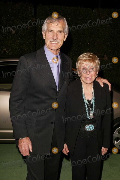 Dennis Weaver Photo - Dennis Weaver and wife at the 13th Annual Environmental Media Awards Ebell Theater Los Angeles CA 11-05-03
