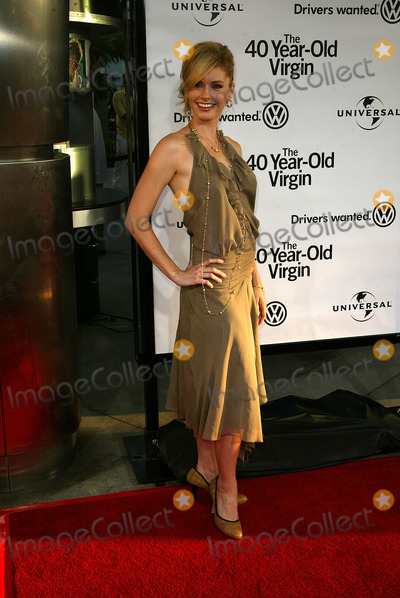 Brianna Brown Photo - Brianna Brown at the World Premiere of the 40 Year-Old Virgin Arclight Hollywood Hollywood CA 08-11-05