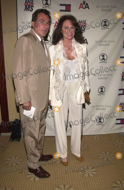Jackie Bisset Photo - Jackie Bisset and date at the 9th Annual Race To Erase MS Dinner Century Plaza Hotel Century City 05-10-02