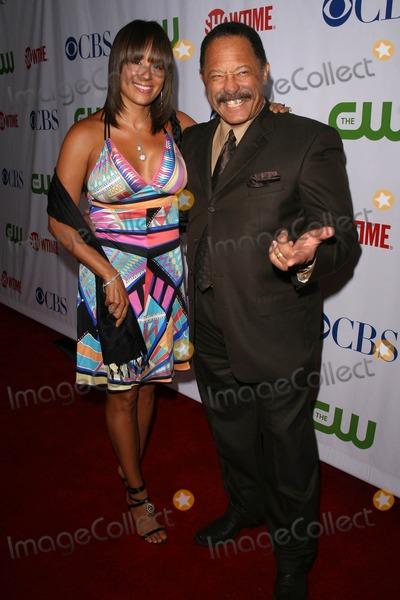 Judge Joe Brown Photo - Judge Joe Brown and wife Deborah at the CBS CW and Showtime Press Tour Stars Party Boulevard3 Hollywood CA 07-18-08