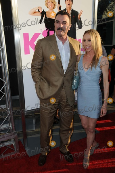 Jillie Mack Photo - Tom Selleck and Jillie Mackat the Killers Los Angeles Screening Cinerama Dome Hollywood CA 06-01-10