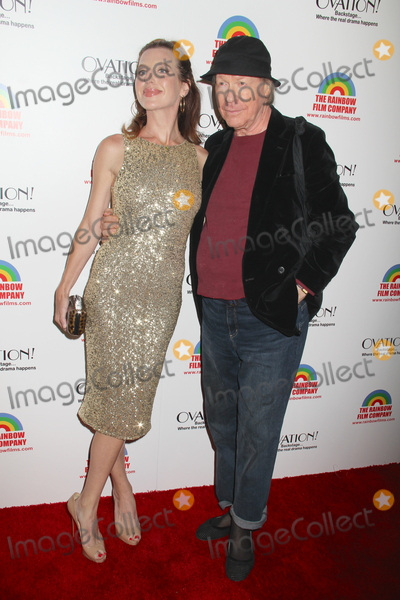 Henry Jaglom Photo - Tanna Frederick Henry Jaglomat the Ovation Premiere DGA Los Angeles CA 07-06-16