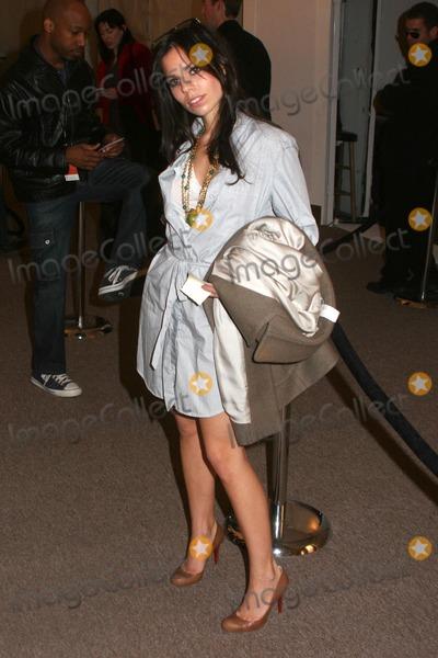 Ally Hilfiger Photo - Ally Hilfigerat day three of the 2007 Mercedes-Benz Fashion Week Fall Collection Smashbox Studios Culver City CA 03-20-07