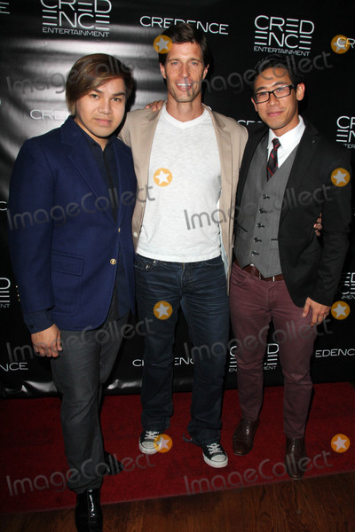 Rib Hillis Photo - Niquio Valcobero Rib Hillis Joseph Tanat the Credence Entertainment Launch Event And A Killer Of Men Screening ACME Theater and Amalfi Bar  Kitchen Los Angeles CA 06-10-15