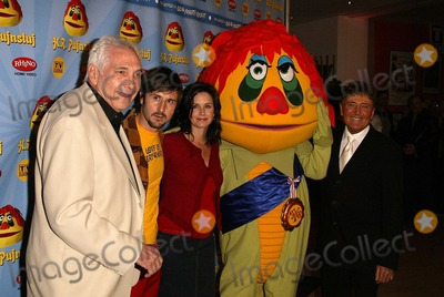 HR Pufnstuf Photo - Marty Krofft David Arquette Courteney Cox and Sid Krofft at the HR Pufnstuf The Complete Series DVD Release Party Museum of Television and Radio Beverly Hills CA 02-12-04