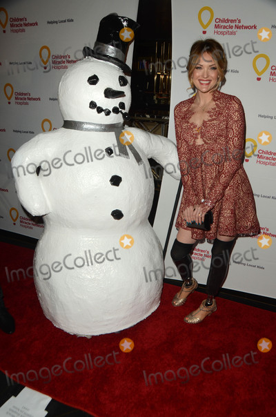 Amy Purdy Photo - Amy Purdyat the Childrens Miracle Network Hospitals Winter Wonderland Ball Avalon Hollywood CA 12-12-15