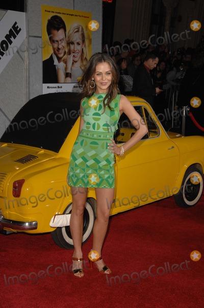 Alexis Dziena Photo - Alexis Dzienaat the When In Rome World Premiere El Capitan Theatre Hollywood CA 01-27-10