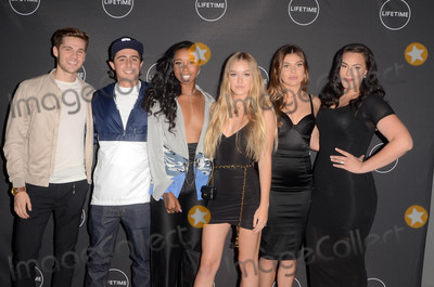 Janis Ostojic Photo - Janis Ostojic Jake Moritt Cairo Peele Faith Schroder Cambrie Schroder Arissa Le Brockat the Growing Up Supermodel Premiere Private Estate Studio City CA 08-16-17