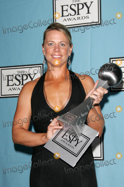 Annika Sorenstam Photo - Annika Sorenstam at the 2005 ESPY Awards - Press Room Kodak Theatre Hollywood CA 07-13-05