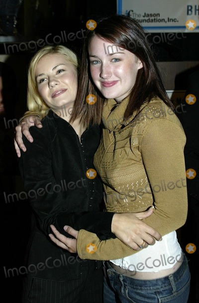 Ashley Johnson Photo - Elisha Cuthbert and Ashley Johnson at the press conference and reception to kick off the Jason Foundations Teen Suicide prevention campaign at Spago Beverly Hills CA 09-18-02