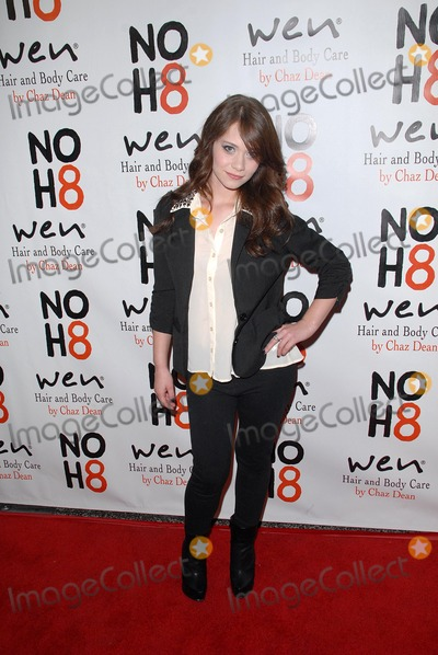 Amanda Leighton Photo - Amanda Leightonat the NOH8 Campaign 4th Anniversary Celebration Avalon Hollywood 12-12-12