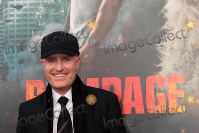 Andrew Lockington Photo - Andrew Lockingtonat the Rampage Premiere Microsoft Theater Los Angeles CA 04-04-18