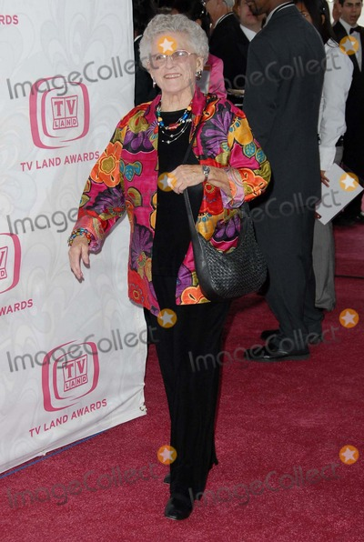 Ann B Davis Photo - Ann B Davisat the 5th Annual TV Land Awards Barker Hangar Santa Monica CA 04-14-07