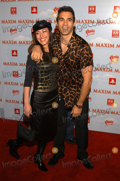Adrian Paul Photo - Adrian Paul at Maxim Magazines Maximville Super Bowl Party the Old Wonderbread Factory San Diego CA 01-25-03