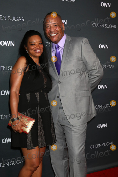 Yuri Brown Photo - Yuri Brown Tony Wintersat the Premiere Of OWNs Queen Sugar Warner Brothers Studios Burbank CA 08-29-16