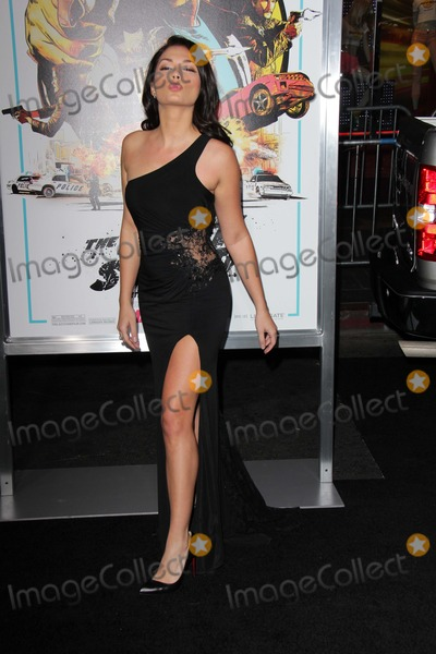 Christiana Leucas Photo - Christiana Leucasat The Last Stand World Premiere Chinese Theater Hollywood CA 01-14-13