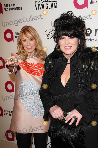 Ann Wilson Photo - Nancy Wilson Ann Wilsonat the 22nd Annual Elton John AIDS Foundation Oscar Viewing Party Private Location West Hollywood CA 03-02-14