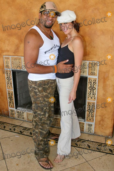 Amy Beecroft Photo - Sala Baker and Amy Beecroft modeling a Player Haters shirt at The Viardo Agency presents Summer Style Loggia in Loggia at The Highlands Hollywood  Highland Complex Hollywood CA 07-11-04