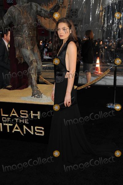 Alexa Davalos Photo - Alexa Davalos at the Clash Of The Titans Los Angeles Premiere Chinese Theater Hollywood CA 03-31-10