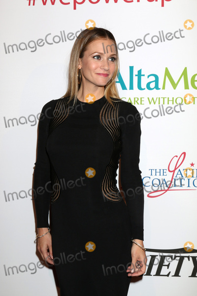 AJ Cook Photo - AJ Cookat the Power Up Gala Beverly Wilshire Hotel  Beverly Hills CA 05-12-16