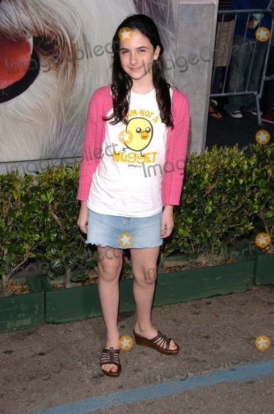 Anne Nelson Photo - Hailey Anne Nelsonat the Los Angeles Premiere of Walt Disney Pictures The Shaggy Dog El Capitan Hollywood CA 03-07-06