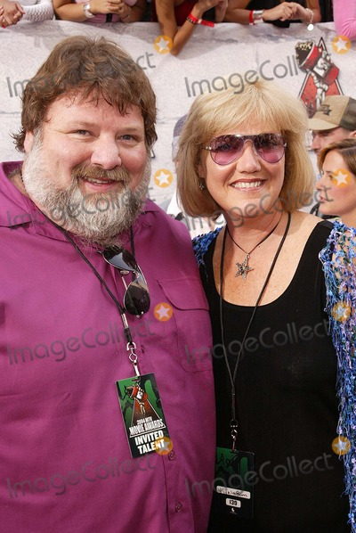April Margera Photo - Phil and April Margera at the 2004 MTV Movie Awards Sony Studios Culver City CA 06-05-04