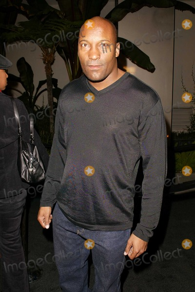 Tupac Photo - John Singleton at the premiere of Paramount Pictures Tupac Resurrection at the ArcLight Theaters Hollywood CA 11-04-03