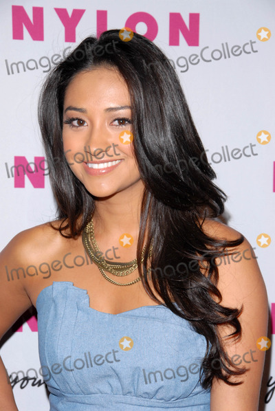 Shay Mitchell Photo - Shay Mitchell at the NYLON Magazines May Issue Young Hollywood Launch Party Roosevelt Hotel Hollywood CA 05-12-10