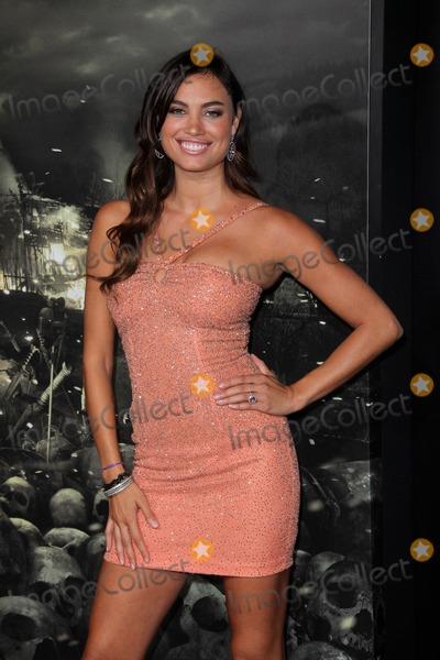 Alina Puscau Photo - Alina Puscauat the Conan The Barbarian World Premiere Regal Cinemas Los Angeles CA 08-11-11