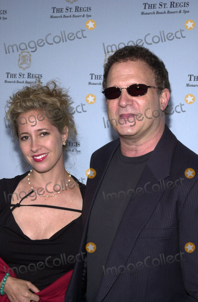 Albert Brooks Photo -  Albert Brooks and wife at the grand opening of the new St Regis Monarch Beach Resport and Spa Dana Point 08-11-01