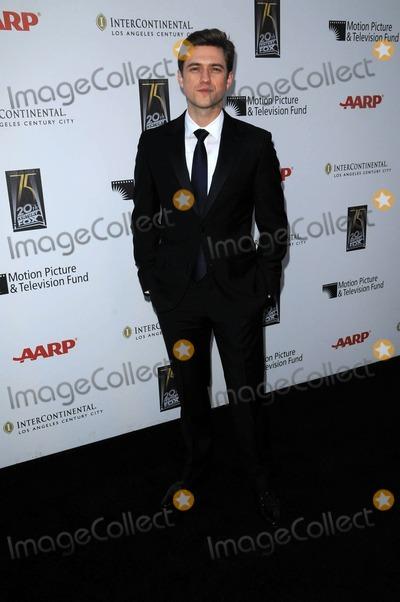 Aaron Tveit Photo - Aaron Tveit at the 5th Annual A Fine Romance Benefit Gala 20th Century Fox Studios Los Angeles CA 05-01-10