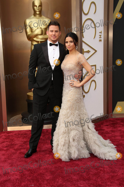 Jenna Dewan Photo - Channing Tatum Jenna Dewanat the 86th Annual Academy Awards Arrivals Hollywood  Highland Hollywood CA 03-02-14