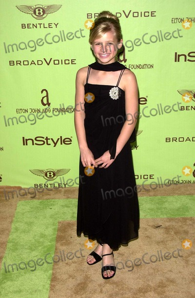 Elton John Photo - Jenna Boyd at Sir Elton Johns 12th Annual Academy Awards Viewing Party in West Hollywood CA 02-29-04