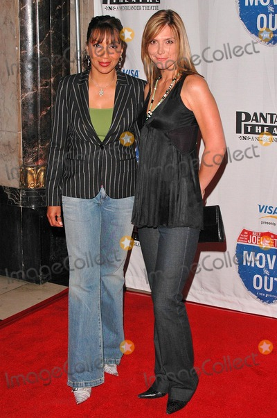 Arthel Neville Photo - Arthel Neville and Debbie Matenopoulos at the Gala Opening for National Tour of Movin Out at the Pantages Theatre Hollywood CA 09-17-04